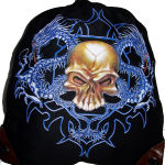 Skull Travel Bag